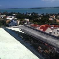 Flachdachsystem Mauritius