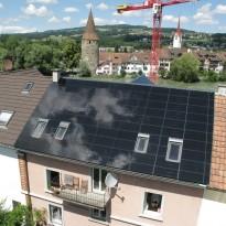 Indach-System – Gewinner des 23. Schweizer Solarpreis Kat.C