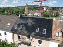 Solar indachsysteme